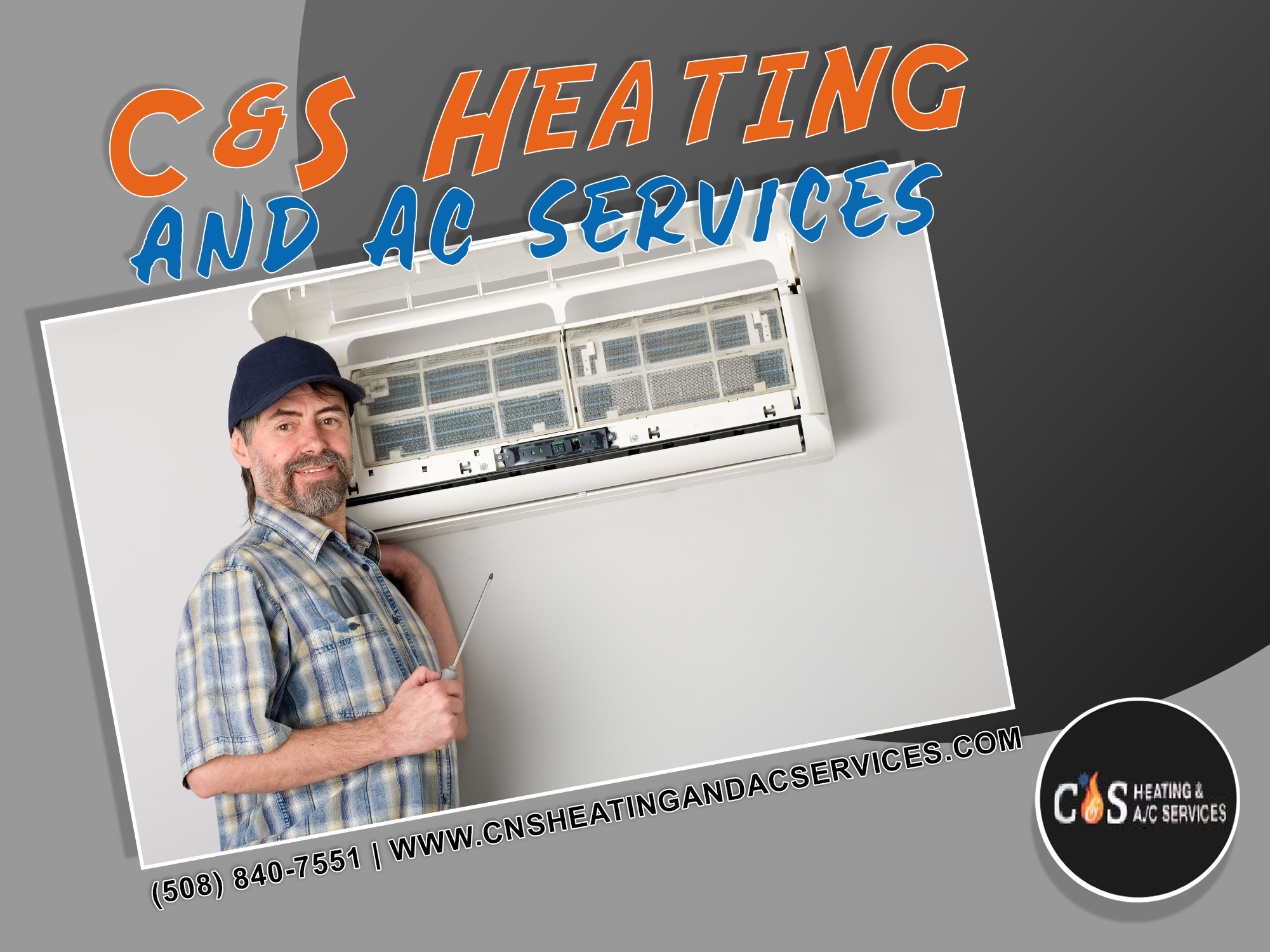 C&S Heating and AC Services are unlike most HVAC companies