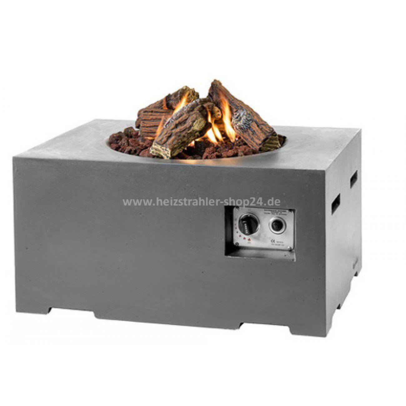 Feuertisch Rechteckig Von Happy Cocooning Feuertisch Feuerstelle Feuer