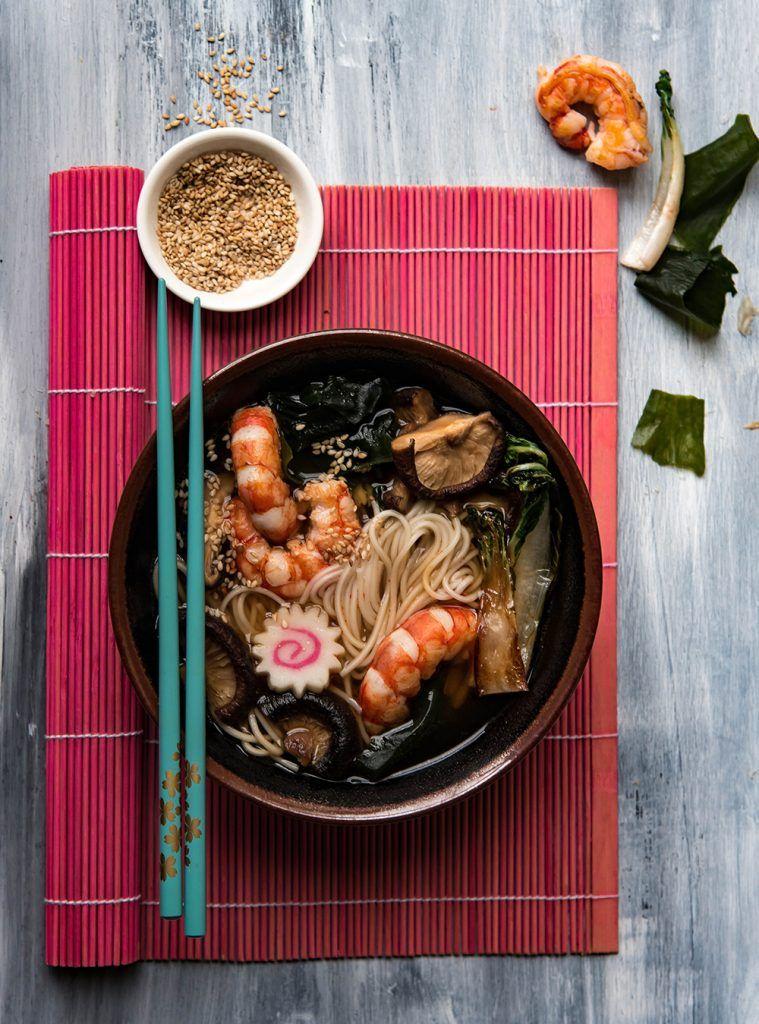 Shio Ramen - Meine Japanische Küche - Rezept und Rezension ...