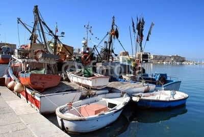 #25991684 -  Barche al molo  © marcopa82
