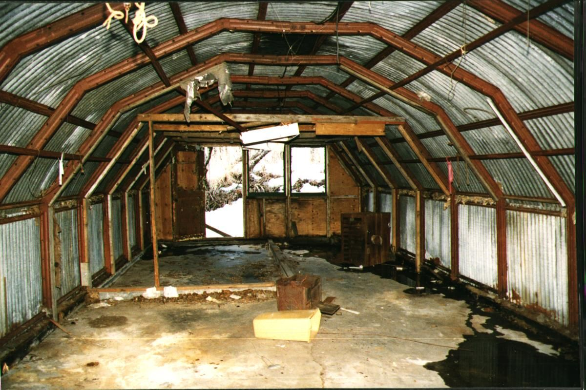 Quonset house plans