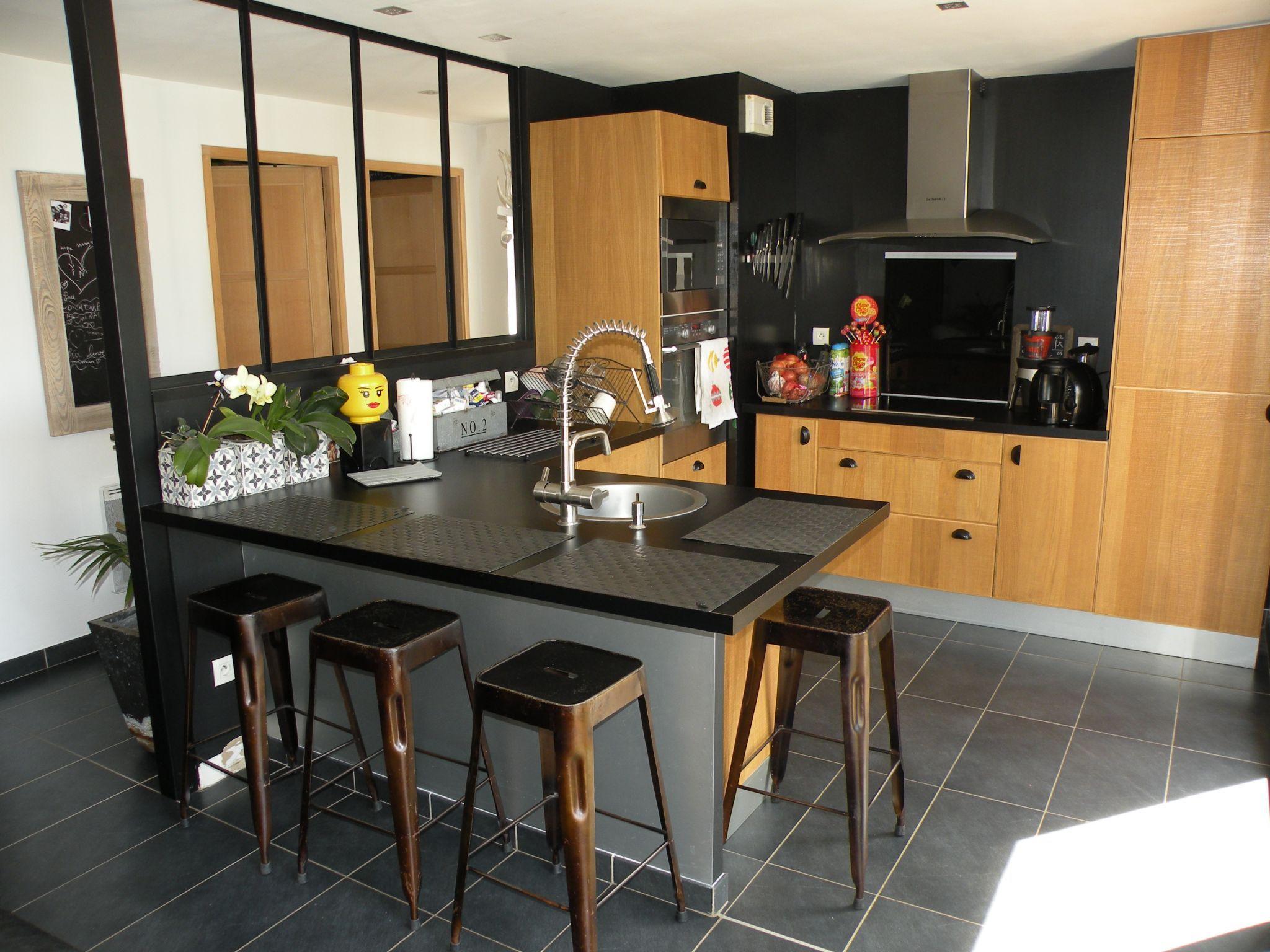une cuisine tout juste magnifique maisons pinterest. Black Bedroom Furniture Sets. Home Design Ideas