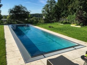 Introducing our modular luxury stainless steel pools - faster to ...