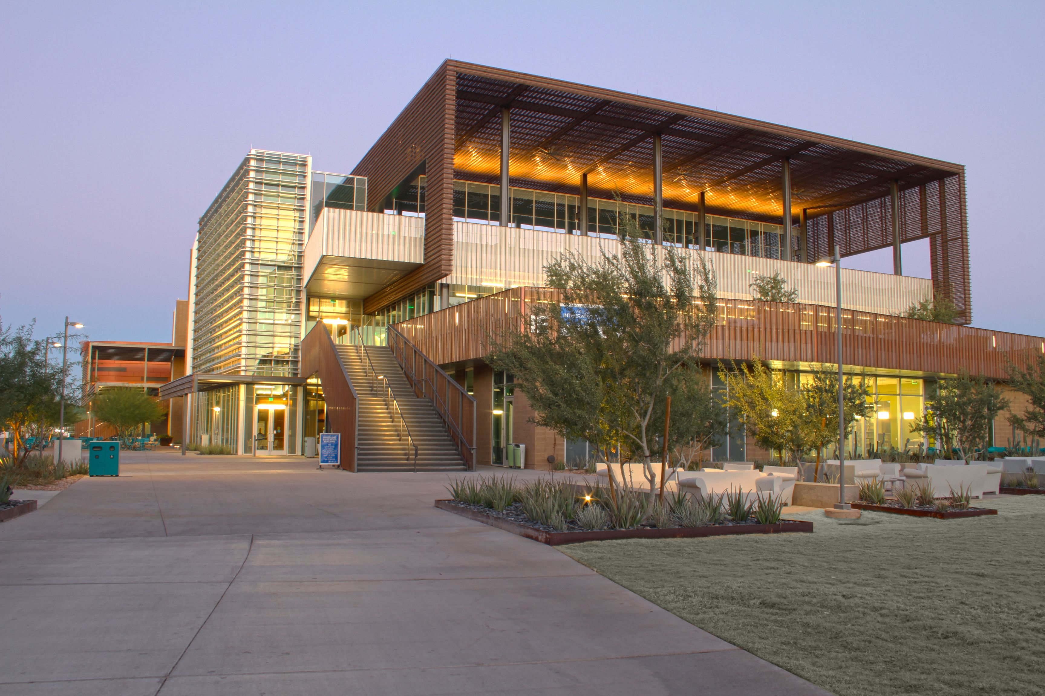 Gateway Community College S Ieb Building At Sunrise Gateway Community College House Styles Mansions