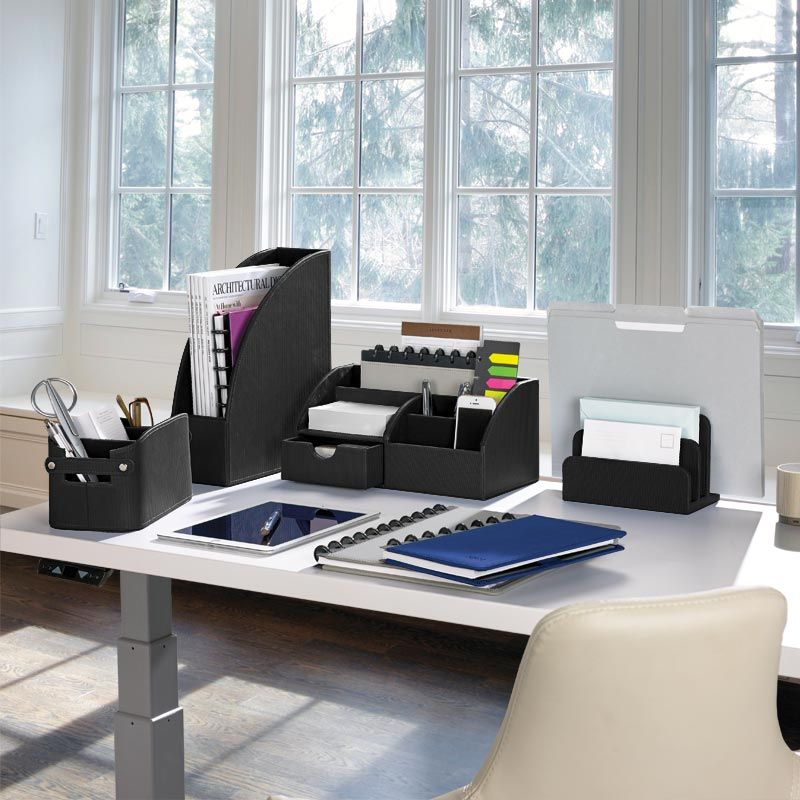 Smarten Up Your Desk Environment With This Useful And Durable Desk