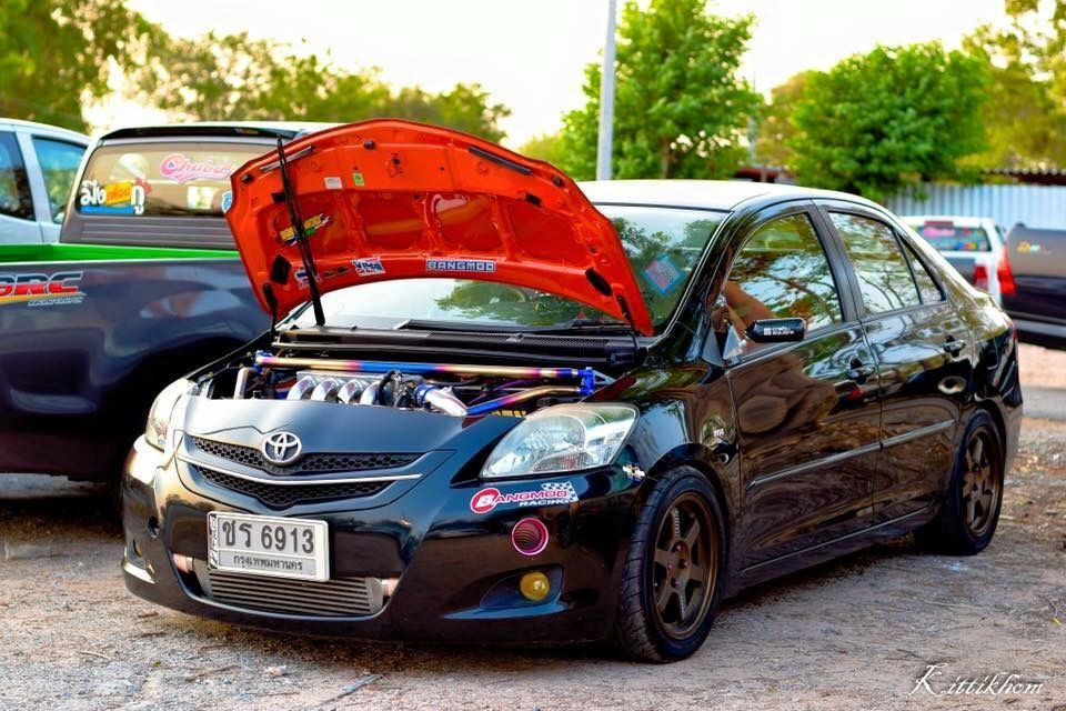 Pin Oleh Bloy Di Toyota Vios Belta Yaris Sedan Mobil