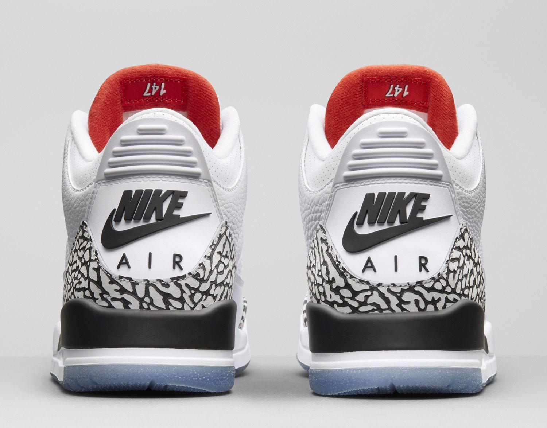 a0e37924e73 The Air Jordan 3  White Cement  NRG Celebrates MJ s Jump From the Free Throw