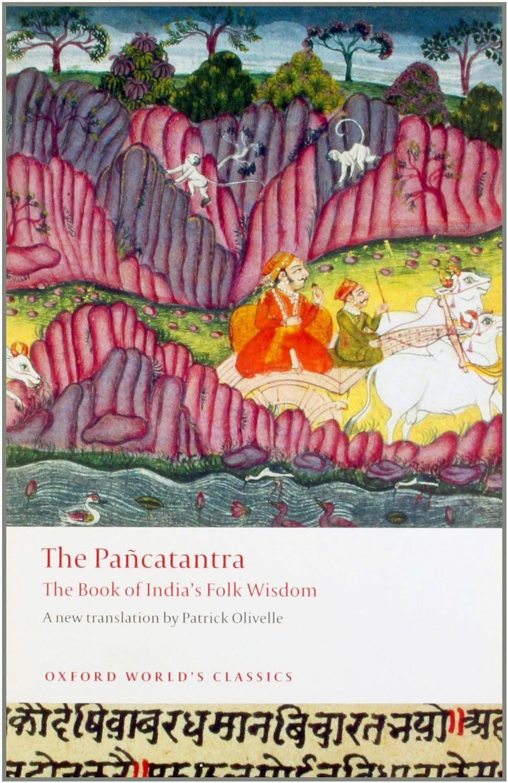 Grafados: O Rato e o Eremita - Panchatantra,  /- 300 a.C.
