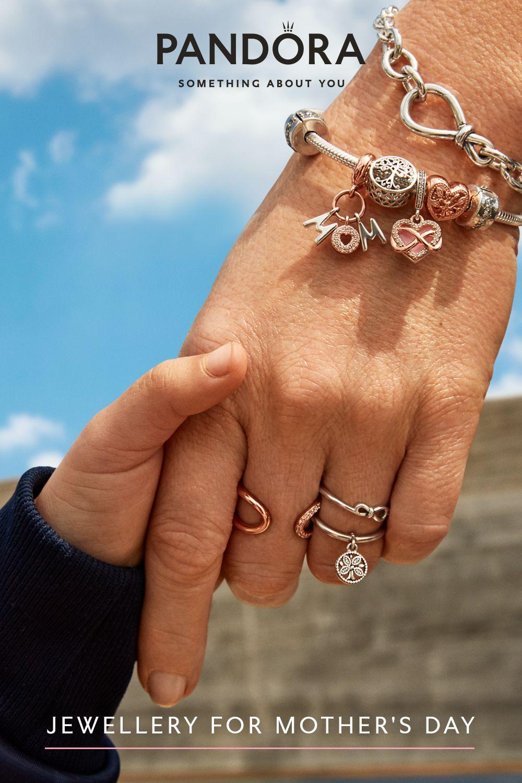 Jewellery For Mother S Day Em 2020 Pulseira Berloques Acessorios Femininos Pulseiras Pandora