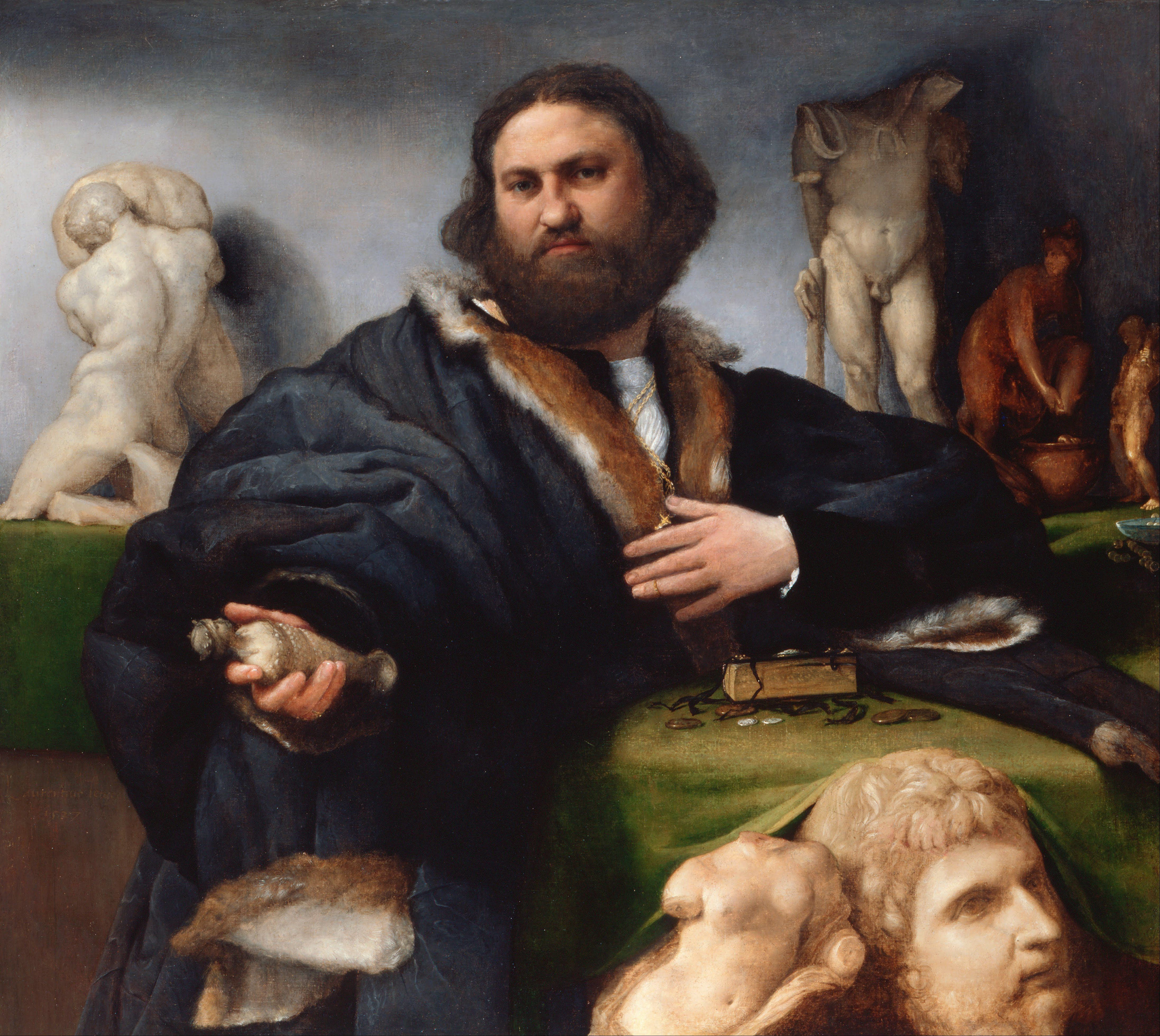 Lorenzo Lotto Attempt to suceed in the lottery, enjoy a ticket each and every 7-day period.