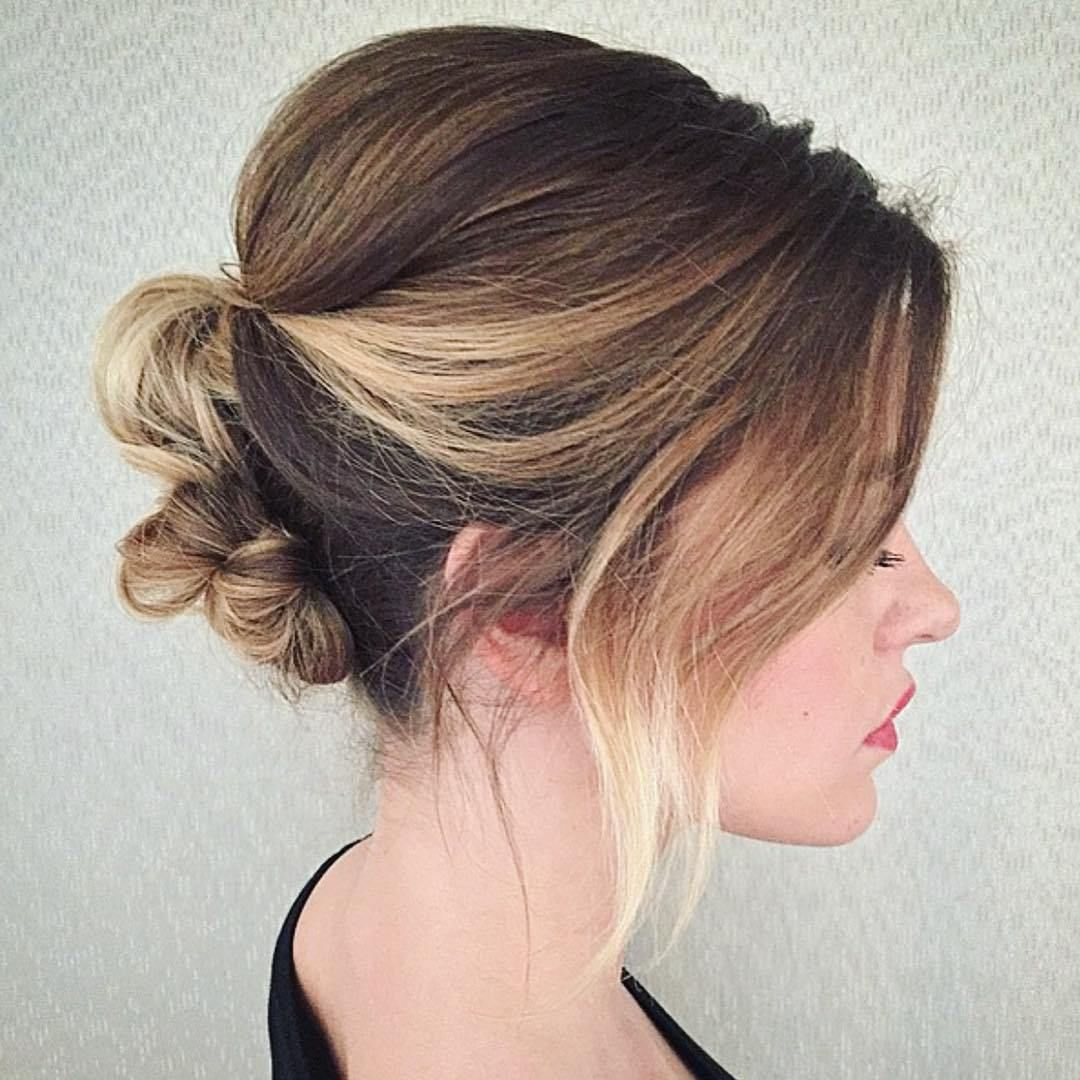 21 Unapologetically Pretty Wedding Updo Ideas for Short Hair ...