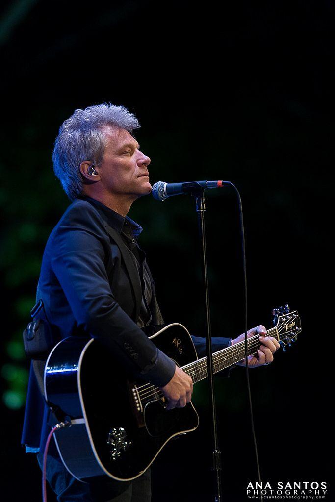 City Parks Foundation Gala Honoring Ron Delsener Park City Jon Bon Jovi City