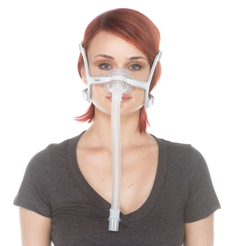 Airfit N20 Mask For Her With Headgear With Images Cpap Sleep
