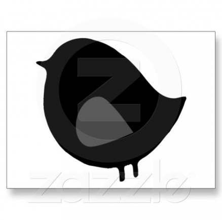 58 Ideas Little Bird Silhouette Black #bird   Bird ...
