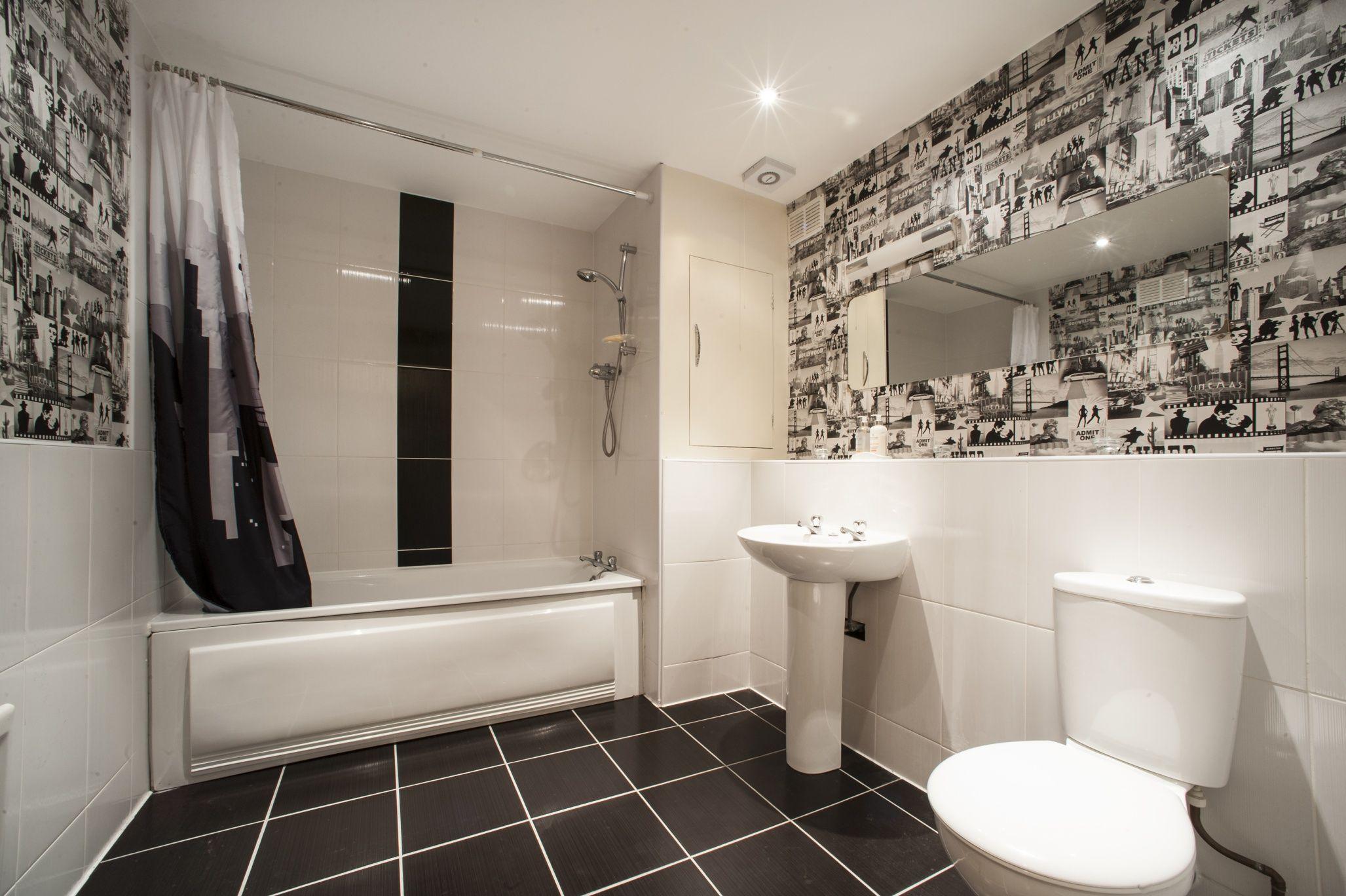Apartment 01 'luma Tower' 480 Shieldhall Road Shieldhall Magnificent Bathroom Designers Glasgow Design Decoration