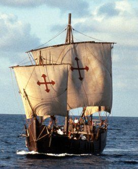 Christopher Columbus Pictures Of His Ships Sailing Ships Christopher Columbus Santa Maria