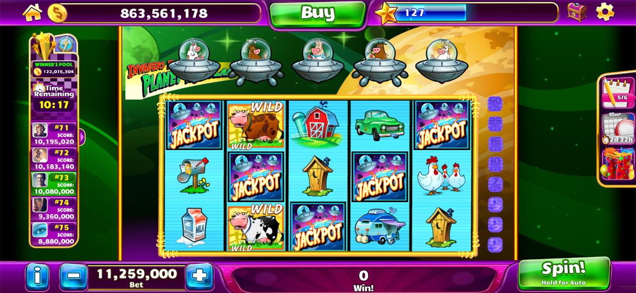 Online Casino Jackpot Party
