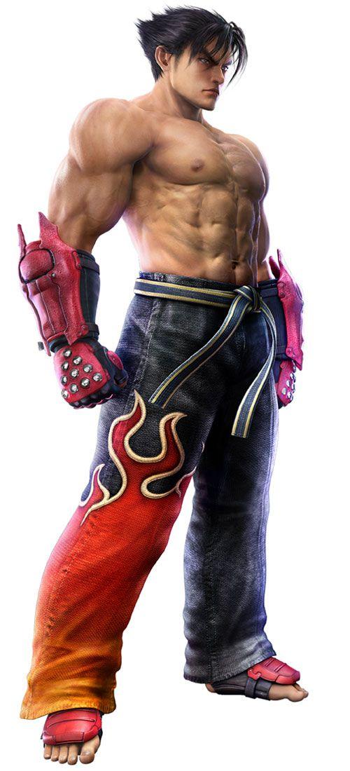 Jin Kazama - Tekken 6   Projects to Try   Pinterest   Artes ...