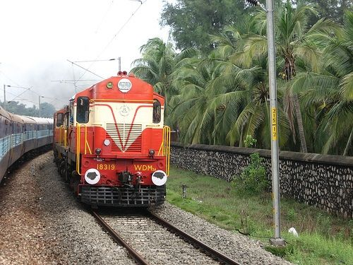 The Advantages Of The Indian Railways Reservation System Travel And Tourism Transportation Bathinda