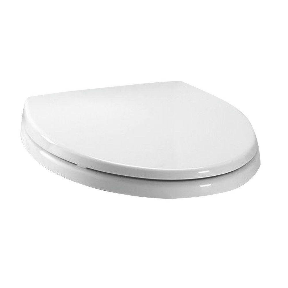 New Cotton White TOTO Transitional SoftClose SS114#01 Elongated Soft Close SEAT