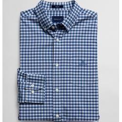 Photo of Gant Preppy Check Oxford Shirt (Blau) Gant