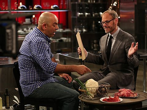 alton s after show cutthroat kitchen dishes and food - Brisket And Gravy Cutthroat Kitchen