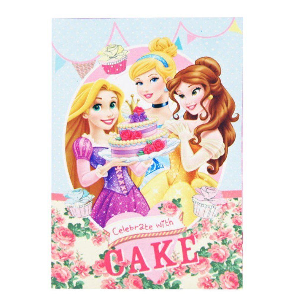 Disney Princess Fleece Decke 100 x 150 cm: Amazon.de: Küche ...