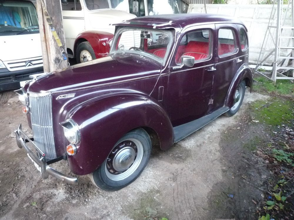 1953 ford prefect good tidy reliable daily driver heater