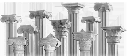 Roman Architecture Columns roman doric ornamental capitals for columns | capitals | pinterest