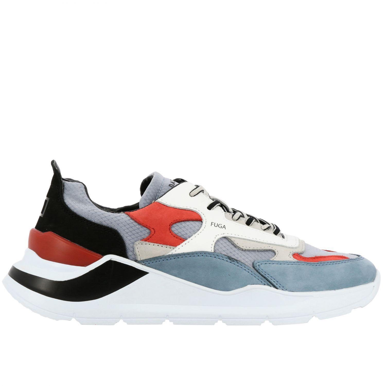 D.A.T.E. D.a.t.e. Sneakers Shoes Men