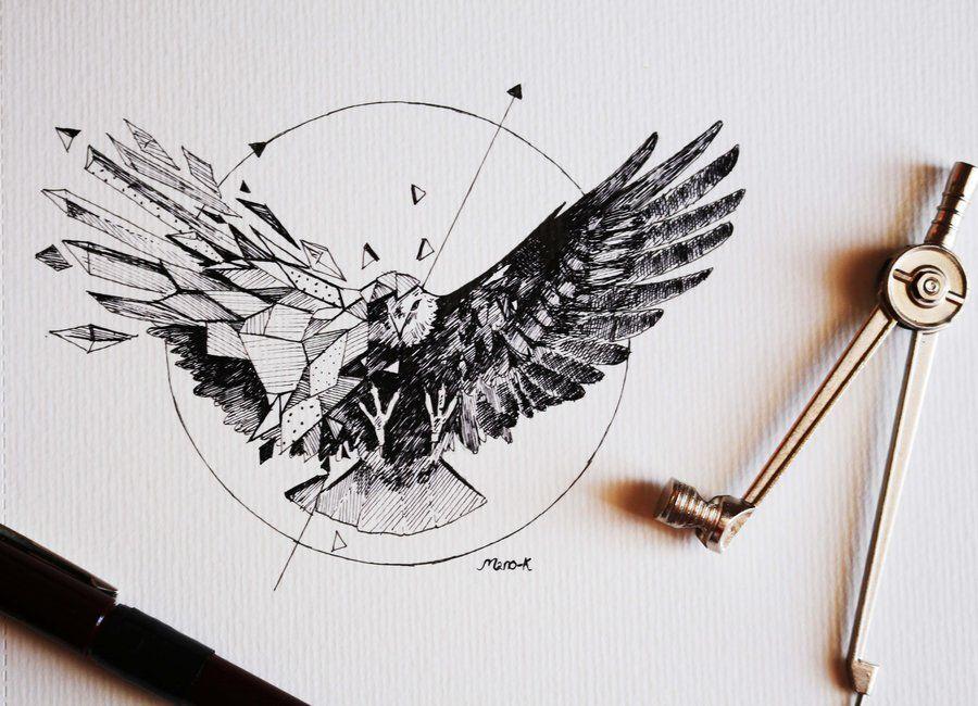 Tatuaje Aguila aguila … | tatuajes | pinte…