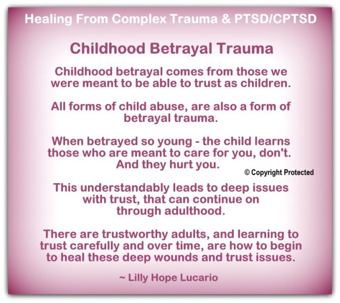 How To Begin To Heal The Wounds Caused By Narcissistic Parents ~ Lilly Hope Lucario