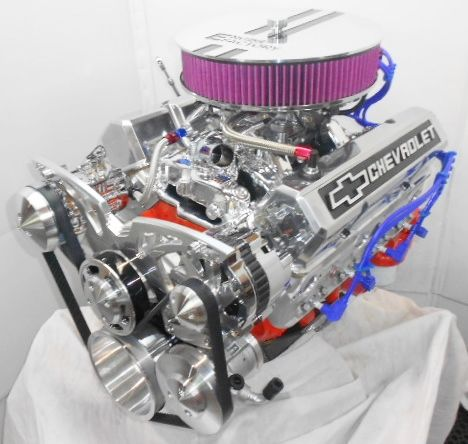 Chevy 350 375hp Turn Key Muscle Car Enginesu2026 Auto engines - best of jegs blueprint crate engines