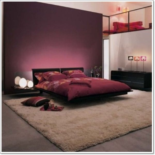 35 different purple bedroom ideas nightstand lamp wall beds and lamp table