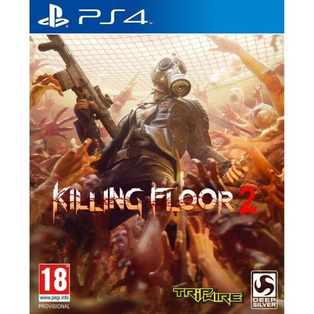 Pin On New Sony Ps4 Games Killing Floor 2 Hk English Chinese Subs Free Shipping