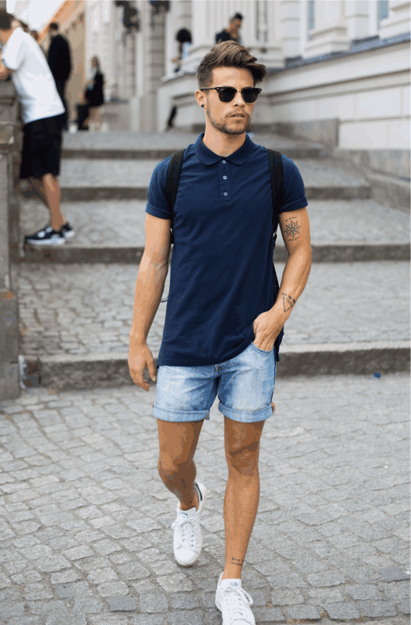 6 Amazing Ways To Wear Polo | Polos and Shorts