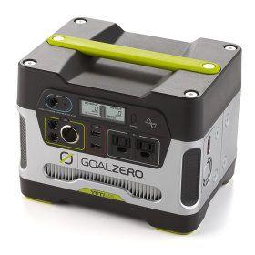 Goal Zero Yeti 400 Solar Generator Kit Complete Solar Kits Goal Zero Solar Generator Portable Solar Generator Power Generator
