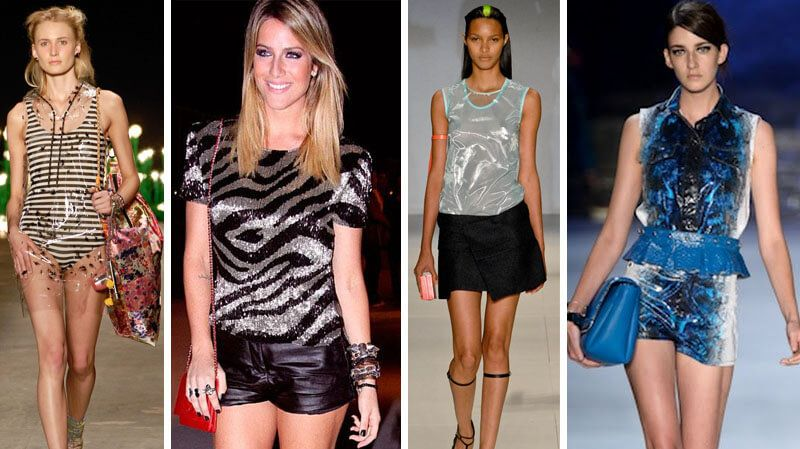 e58586fce Tendências de moda primavera / verão 2019: Plástico | Moda