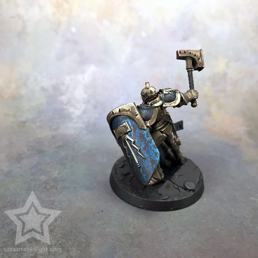 How To Paint A Realistic Rust Effect For Miniatures Tutorial Miniatures Tutorials Miniatures Tutorial