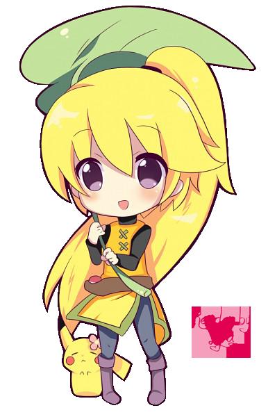 Chibi pokemon pikachu render pokemon renders pokemon - Pikachu dessin anime ...