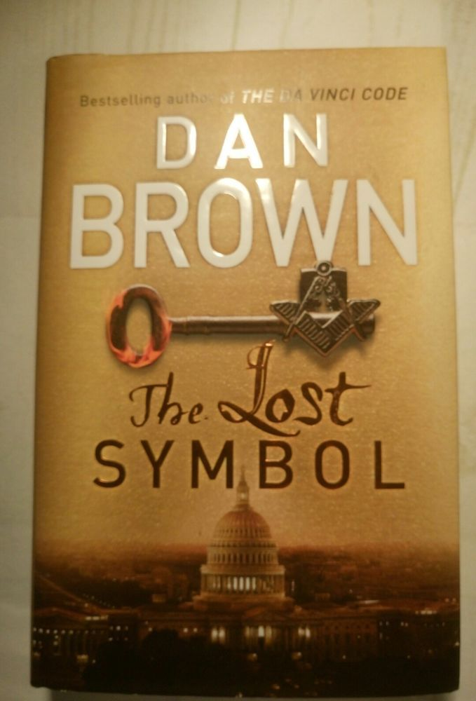 Details About The Lost Symbol Robert Langdon Book 3dan Brown