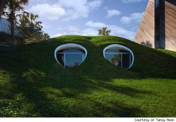 House of the Day: A Hobbit Hole Fit for Frodo | Weird Homes