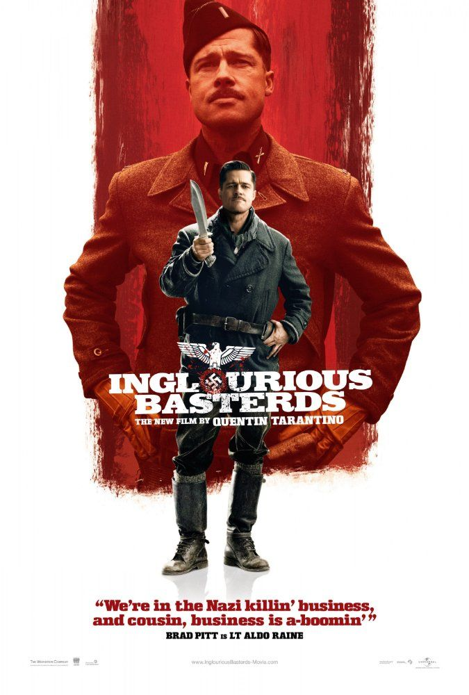 inglourious basterds imdb great films  inglourious basterds 2009 imdb