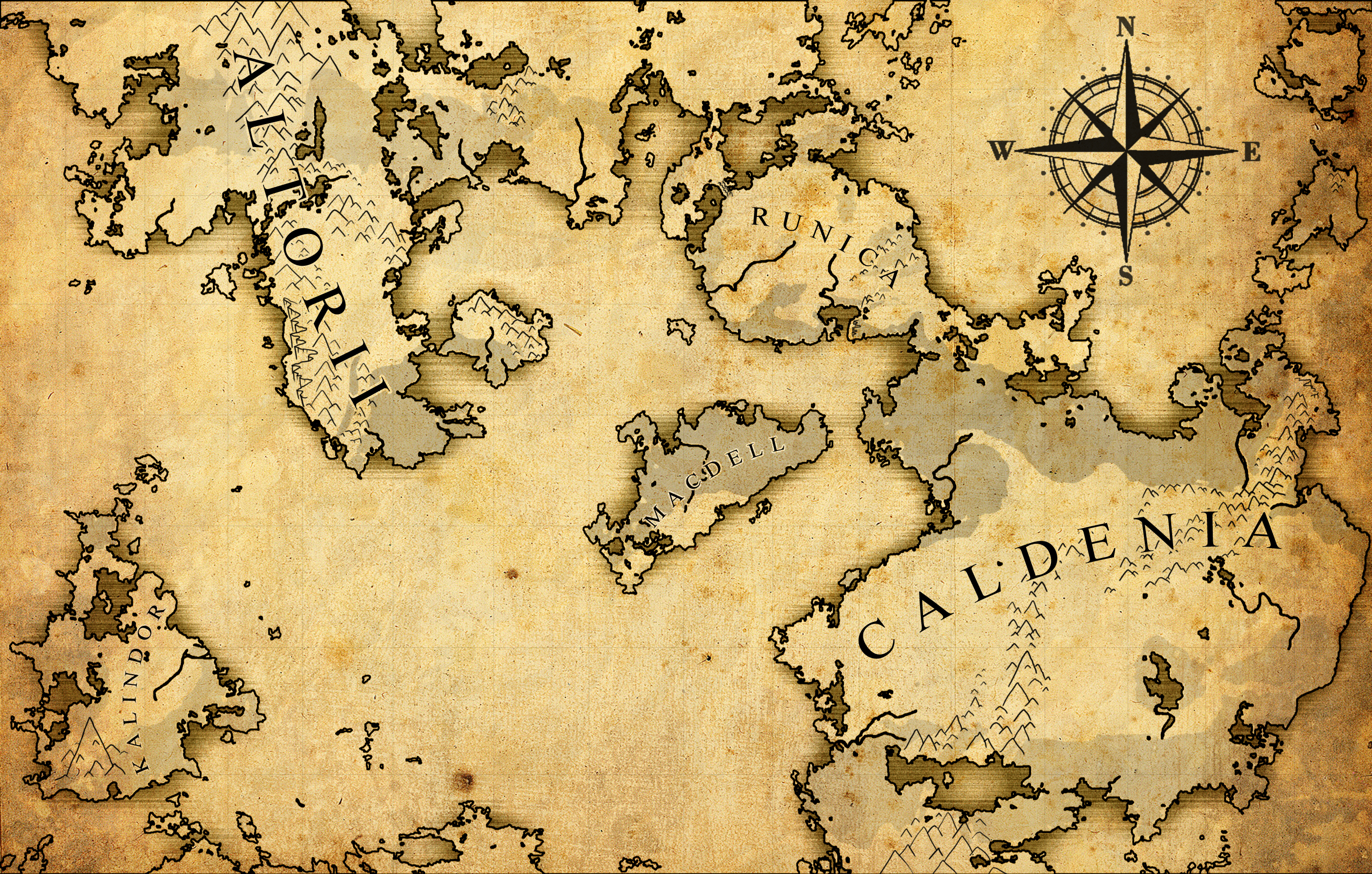 Odinhelm dnd world map by undead niklosiantart on odinhelm dnd world map gumiabroncs Gallery