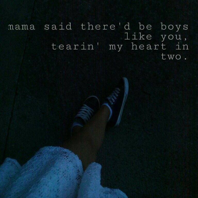 Boys Like You by Anna Clendening; it's a lovely song and I ...