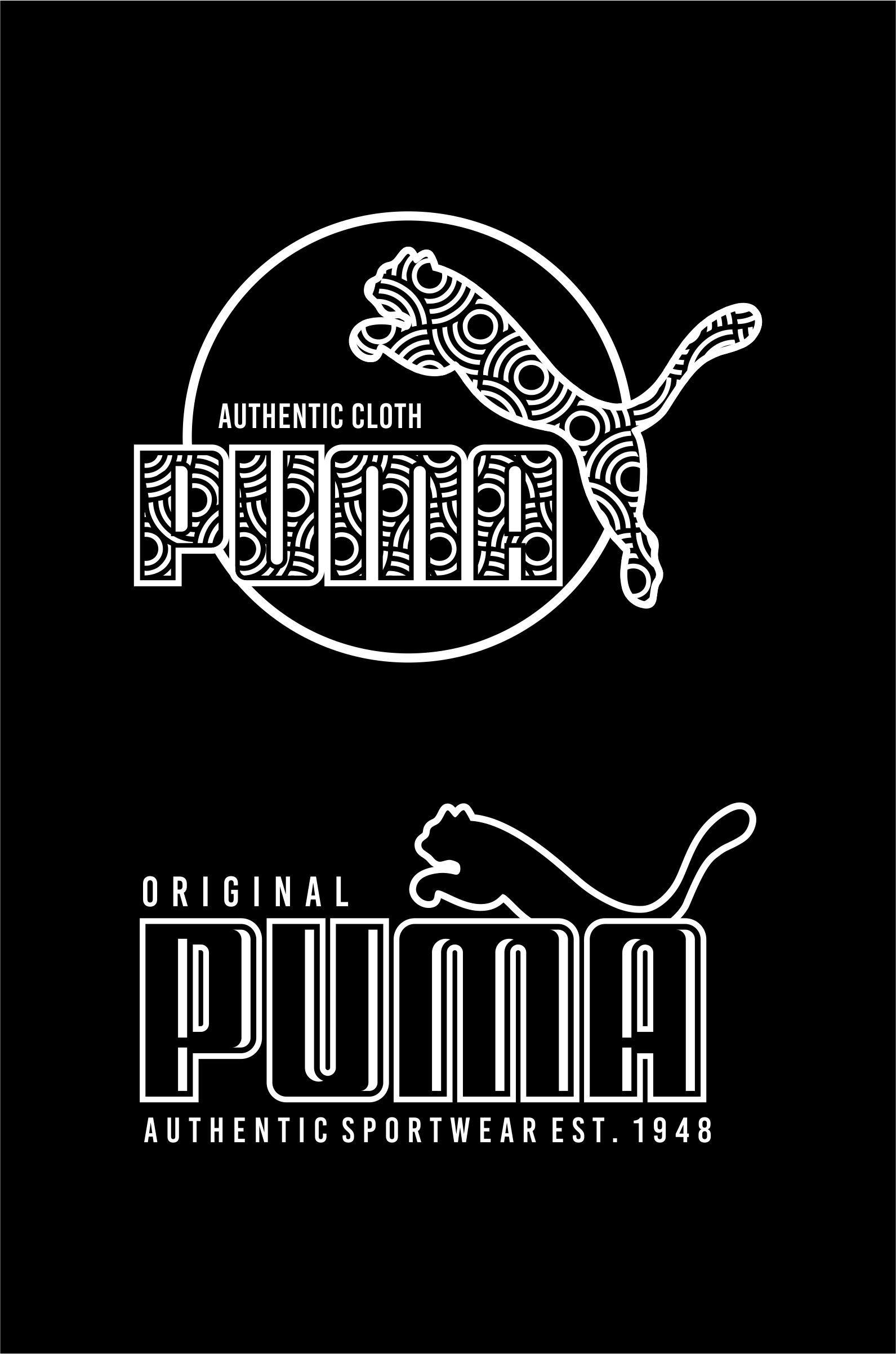 Vintage Vector puma vintage vector vectorsurf