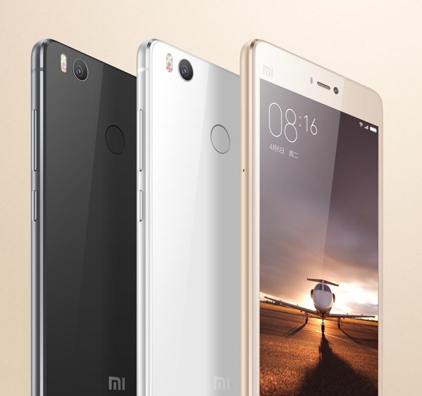 Xiaomi mi 4s smartphone up for pre-order