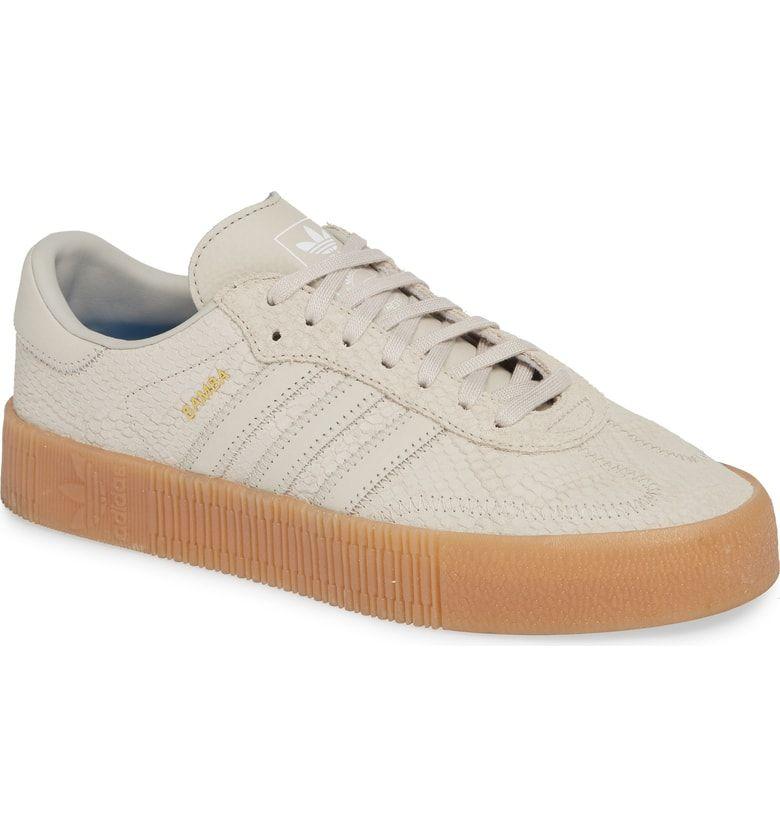 adidas Samba Rose Sneaker (Women