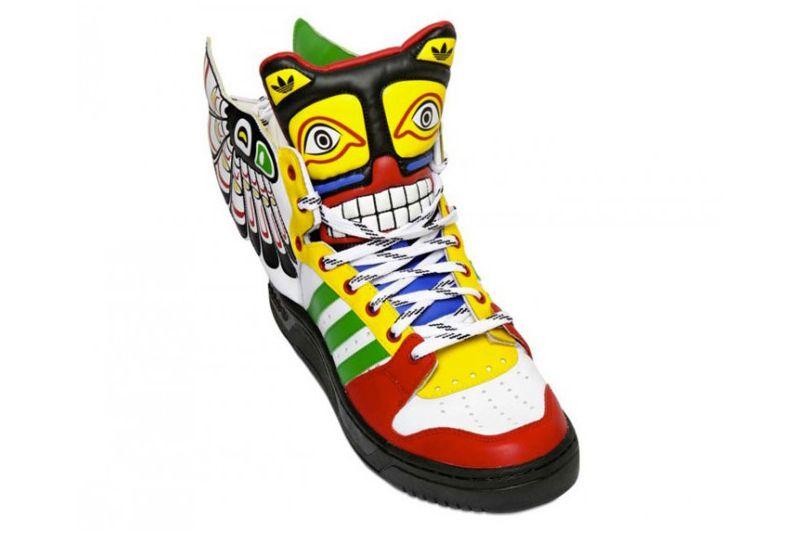 adidas Originals by Jeremy Scott Totem