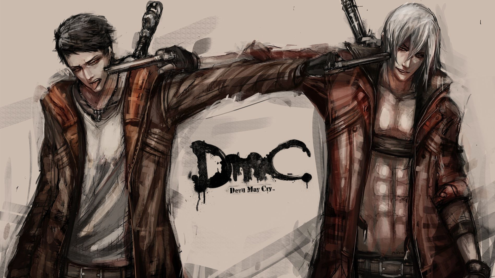 devil may cry anime funny Google Search Devil May Cry